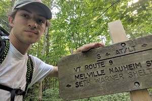 Blisters, Bears & Beautiful Views: A Local Teen Hikes the Long Trail Solo
