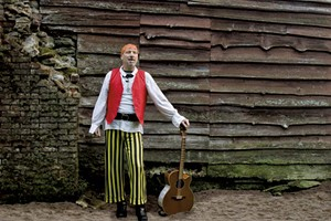 Ron Carter aka Rockin' Ron the Friendly Pirate