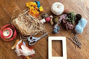 Weaving materials