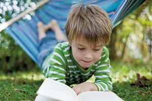 Hammock Reads for All Ages