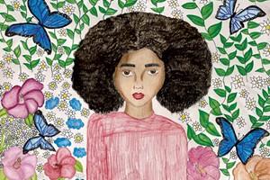 """""""Black Is Beautiful"""" by Sherihan Abdulaziz"""