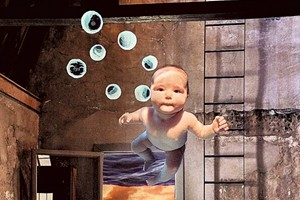 Teaching Kids to Make Surrealist Art