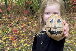 Celebrate Halloween with a spooky scavenger hunt