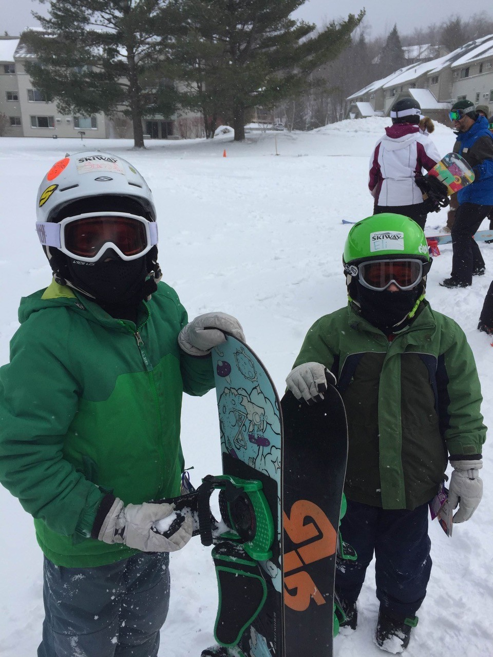 Learning to ski or snowboard as an adult - Blog.Vail ...