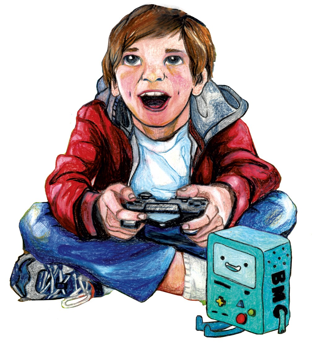 Childs Play Why Do Kids Love Video Games And When Do Parents