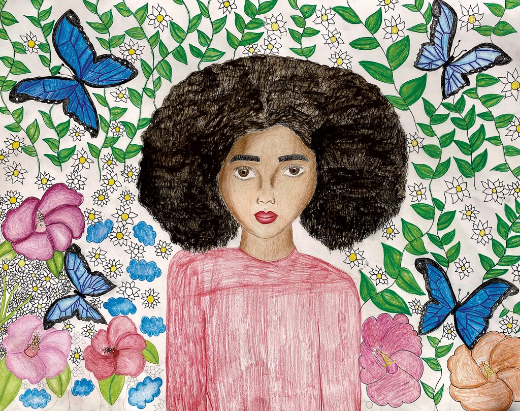Exploring Kehinde Wiley S Art With Kids Art Lessons Kids Vt Small People Big Ideas