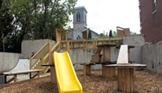 Middlebury's Pop-Up Park