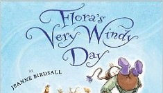 Book Review: Flora's Very Windy Day