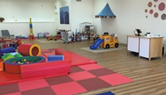 New Play Gym Opens in Hinesburg