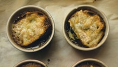 A Slow Simmer: French Onion Soup