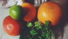 Home Cookin': Citrus-Season Salsa