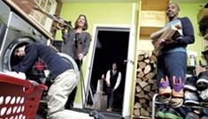 How One Burlington Couple Balances Full-Time Work and Parenting Three Teenage Boys