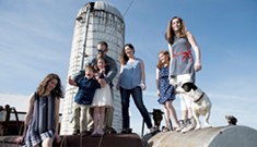 How a Dairy Farmer and a Baby-Sling Entrepreneur Juggle Business and Kids