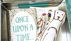 Local Mom Crafts Products that Feed Kids' Imaginations