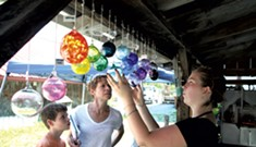 The Art Of... Glassblowing