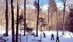 Making Tracks: Ten Spots for Family Cross-country Skiing and Snowshoeing