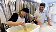 Early Risers: A Bread-baking Pair on Making Dough and Raising a Son