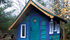 Want to Own This Student-Built Teeny-Tiny House