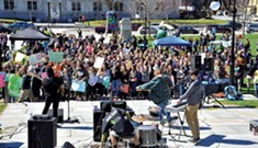Young Change Makers Rally for the Planet