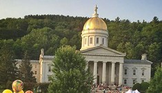 Montpelier to Waterbury/Stowe: Government, History, Hikes — and Ice Cream