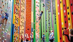 New Climbing Center and Movie Theater to Open at Jay Peak
