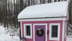 Habitat: The Little Pink House