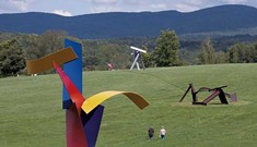 6 Outdoor Art Exhibits to Explore With Your Family in Vermont This Summer