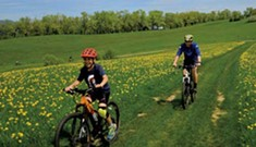 The Northeast Kingdom: Biking Trails and Hearty Breakfasts, Quiet Beaches and Nesting Loons
