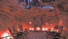 Destination Recreation: Purple Sage's Salt Cave