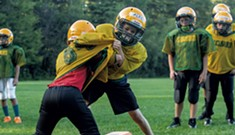 Heads in the Game: Will a Switch From Tackle to Flag Save Youth Football in Vermont?