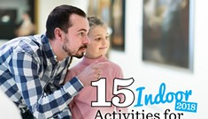 15 Indoor Activities for Families!