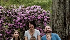 Jeffrey, Donata, Aniela, Edgar & Mira