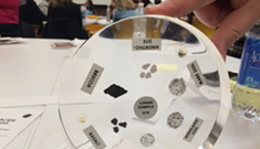 Fletcher Free Summer Challenge Brings Lunar Samples to the Library