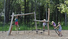 South Burlington's City Center Park: A Natural Place to Play