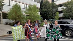 Retired Principal Leads Effort to Bring Handmade Blankets to Hospitalized Kids
