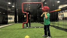 The Strike Zone Helps Baseball Players Sharpen their Skills