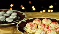 Mealtime: Italian Holiday Cookies, Two Ways