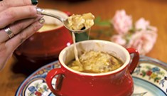 Mealtime: French Onion Soup
