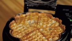 Celebrating Sweden's Waffle Day