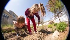 Stay-School Adventures: Gardening, Quarantine Week 9