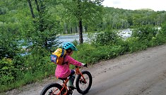 Five Local Spots for Biking With Kids