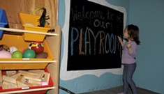Creating a Basement Playroom on a Budget