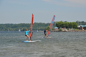WND&WVS Windsurfing Camps