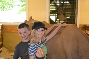 Billings Farm & Museum Summer Camp
