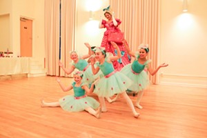 Arabesque Etc Dance