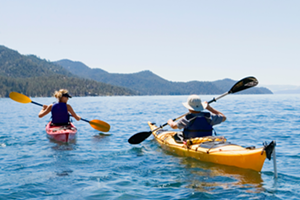 Black River Expeditionary School - Kayak Camp