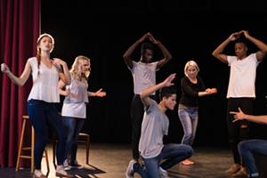 Black River Expeditionary School - Theatre Camp