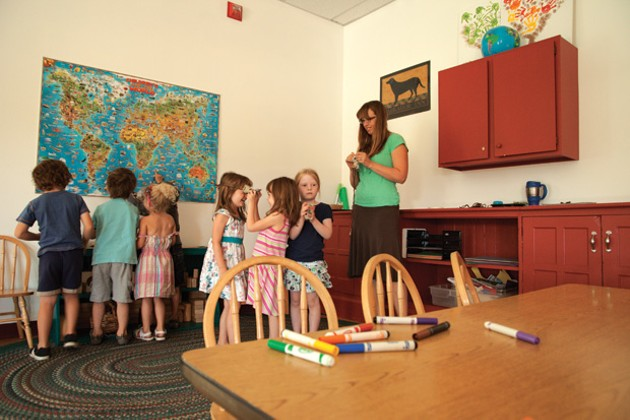 Habitat: Super-Cool Preschool   Slideshows   Kids VT - small people