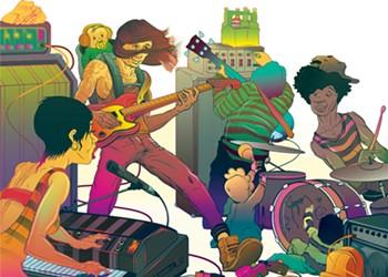Bohemian Rap Sessions: Conversations With Parents Who Rock
