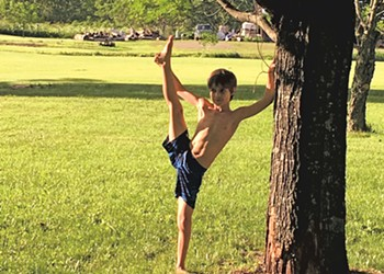 A Vermont Gymnast Takes a Leap — Into the School of American Ballet